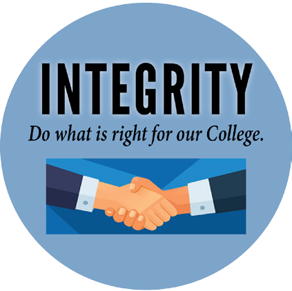Core Value 2 - Integrity